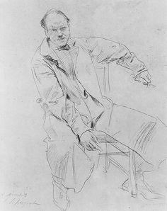 John Singer Sargent - Paul Manship