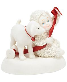 Department 56 Snowbabies Puppy for Christmas Collectible Figurine