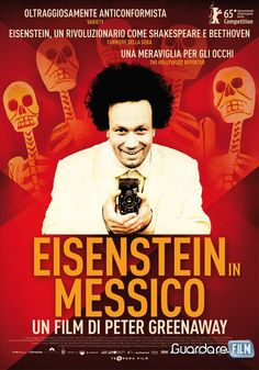 Eisenstein in Messico (2015) in streaming