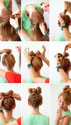 Fashionable braid..