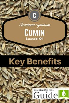 Cumin #essentialoils