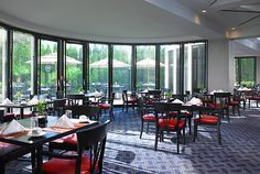 papparazzi restaurant sheraton | Romantic and Aesthetic Hospitality Interior Design of Sheraton Gateway ...L.A Airport