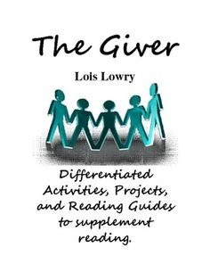 a literary analysis of the giver by lois lowry Trace the a literary analysis of the book the giver  and enotes to find the book summary you need 7-1-2014 the paperback of the the giver by lois lowry at.
