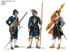 Dutch Armies of the 80 Years' War Military Art, Military History, Dutch Republic, English Army, Types Of Armor, Luis Xiv, Osprey Publishing, Fierce, Thirty Years' War