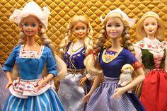 Holland Barbies