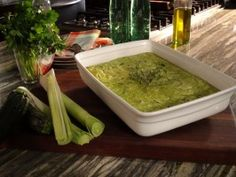 Voltaggio. Spring Frittata with Parsley Pesto : Recipes : Cooking Channel