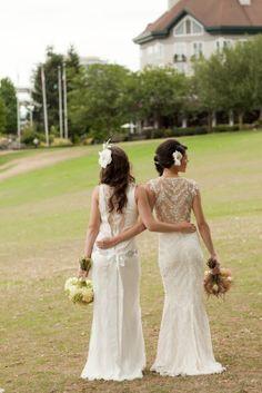 Los vestidos de Claire Pettibone