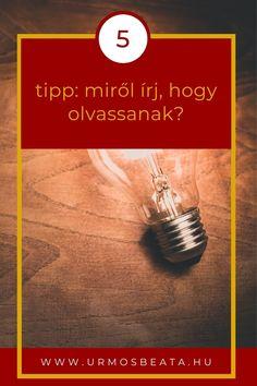 5 tipp: miről írj, hogy olvassanak? Movies, Movie Posters, Tips, Films, Film Poster, Cinema, Movie, Film, Movie Quotes