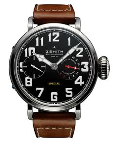 ZENITH : Pilot d'Aéronef Type 20, Big Date Special & Doublematic