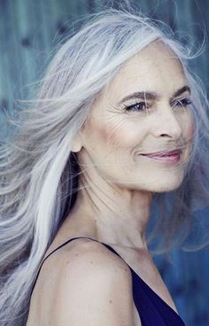 Right. Grey haired grannies with gray pubic hair