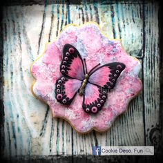 A butterfly in my dream | Cookie Connection