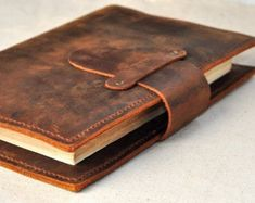 I have several ideas pinned for a cover for my bible. So none in particular but like leather, rustic.