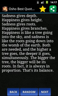Osho Sayings | osho quotes app these are the famous osho quotes for you yes its ...