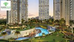 Runwal Bliss - Apartments In Kanjurmarg. Runwal Bliss is strategically located, just 10 minutes away from Powai at Kanjurmarg East. With excellent road and rail connectivity to all key hubs of   the city and in close proximity to numerous social and civic infrastructure facilities, it offers a high degree of convenience and cuts down commute times.