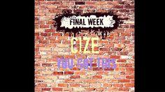 "Cize Final Week: ""You Got This"" Routine"