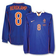 Nike 98-99 Holland Away L/S Shirt   Bergkamp 8   98-99 Holland Away L/S Shirt   Bergkamp 8   France 98 World Cup MDT http://www.comparestoreprices.co.uk/football-shirts/nike-98-99-holland-away-l-s-shirt- -bergkamp-8- .asp