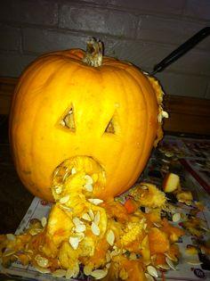 Nicholas's pumpkin