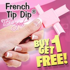 images about Nails French tip dip, Nail art