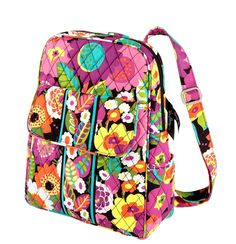 21eee4bb9732 Click picture to enlarge Vera Bradley Backpack