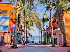 """En la Riviera Nayarita, Sayulita """"La Capital del Surf"""""""