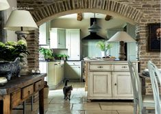 Pictures inside beautiful English homes