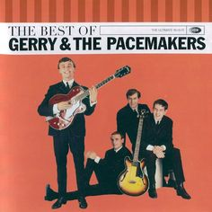 Gerry & the Pacemakers ~ The Best Of Gerry & The Pacemakers Album