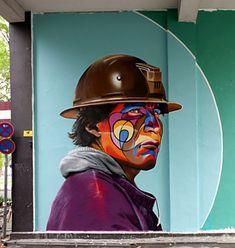 Tymon street art
