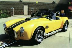 Ten Cars for Your Midlife Crisis - 5. Kit cars