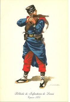 MINIATURAS MILITARES POR ALFONS CÀNOVAS Soldado Universal, Military Modelling, Napoleonic Wars, Illustrations, South America, 19th Century, Spanish, Empire, Army