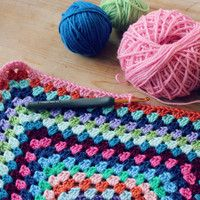 空いた時間にコツコツと。「かぎ編み女子」になりませんか?