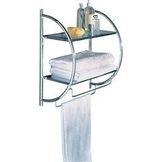 debff57446a Buy Shelf and Towel Rail - Chrome at Argos.co.uk