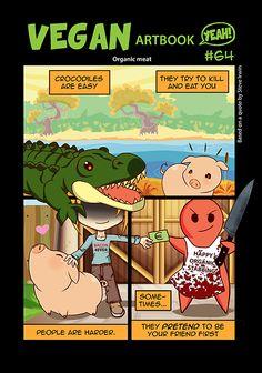 Visit my website: www.veganartbook.com