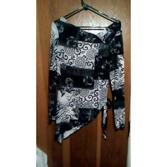 Ladies  top Dress top ties on the same   Smoke free home m • k • m   designs  Tops Blouses