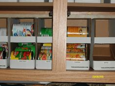 rv organization and storage | Organizing the 5th wheel kitchen