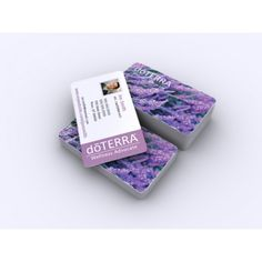 Business Cards w/ Photo (pack of 250). doTerra business cards