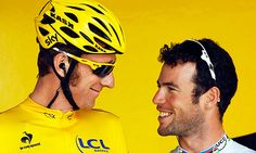 """Bradley Wiggins: """"Mark Cavendish is like a brother to me"""""""