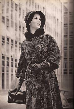 Femme Chic Fur  1962  Royal Fourrures