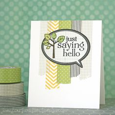 Just Saying Hello Tree by courtney_k, via Flickr                                                                                                            Just Saying Hello Tree             by        courtney_k      on        Flickr