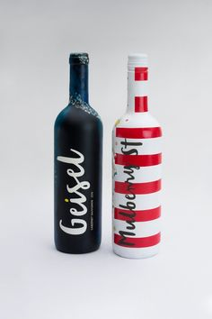 Wine Bottles inspired by Dr. Seuss (Student Project) on Packaging of the World - Creative Package Design Gallery
