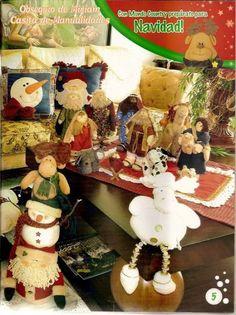 revistas de manualidades gratis Country, Bowser, Santa, Christmas Ornaments, Disney Princess, Holiday Decor, Disney Characters, Blog, Molde