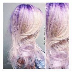Rooty Violet Colormelt