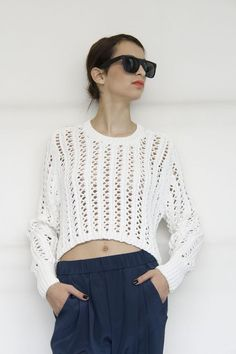 3.1 phillip lim spring summer 2012 photo by filep motwary © 03330 #spring #knitwear #soywoolly