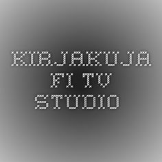 Kirjakuja.fi - tv-studio.