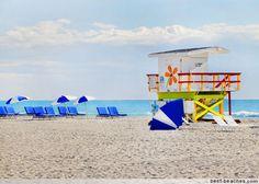 I'd like to visit South Beach