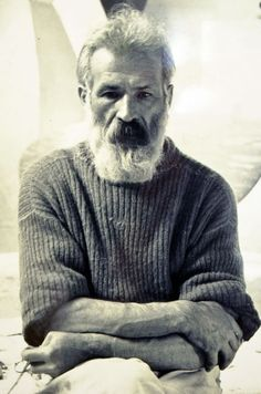 Today marks the passing away of modernist pioneer Constantin Brancusi 60 years ago in Sculptor, painter as well as. Cubist Artists, Modern Artists, Great Artists, History Of Romania, Romania People, Constantin Brancusi, Georges Braque, Portrait Art, Old Pictures
