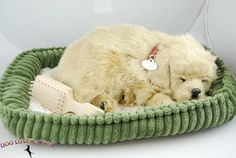 Golden Retriever Life Like Stuffed Animal Breathing Dog Perfect Petzzz available at www.DogLoverStore.com