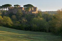 Hotel Collaborations - Interior designs Castel Monastero, Tuscany