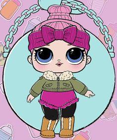 Куклы LOL Series 2 релакс клуб Cozy Babe - фото