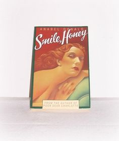 Vintage BOOK Smile Honey Anabel Donald by SheCollectsICreate