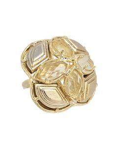 Otylia Cocktail Ring in Gold - Kendra Scott Jewelry